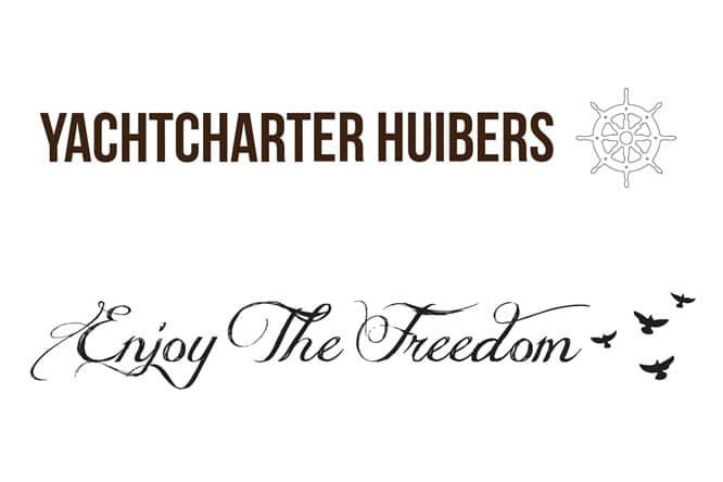 Yachtcharter Huibers Logo