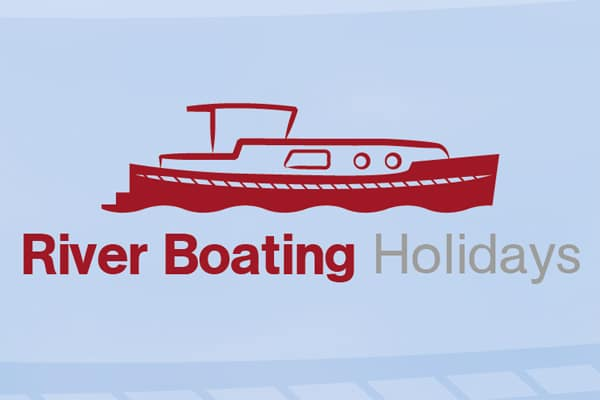 Riverboating Logo bunt