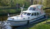 Anleger Boot Linssen 350 AC Paulina