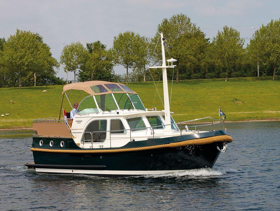 Fahren Boot Mecklenburg TNCS 32 Paula