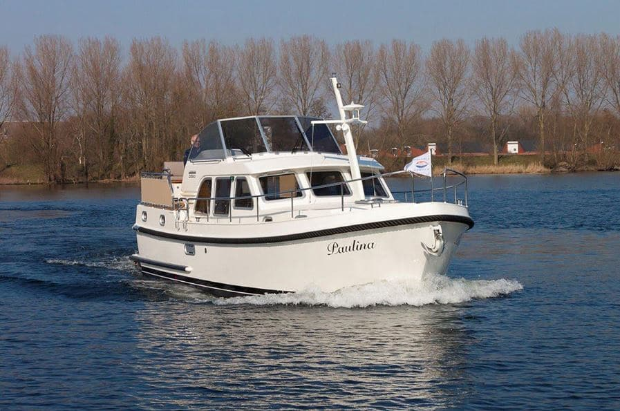 Bug Boot Linssen 350 Paulina