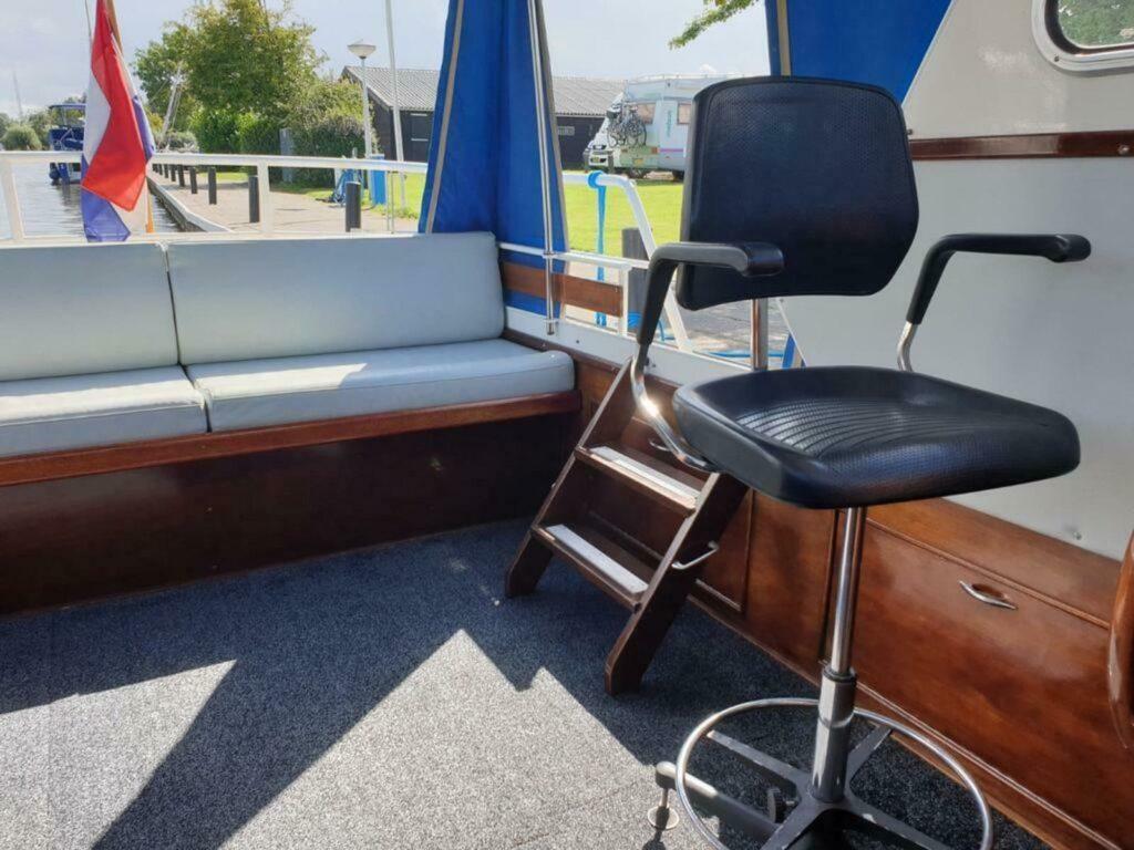 Kapitaenssitz Boot Mimosa