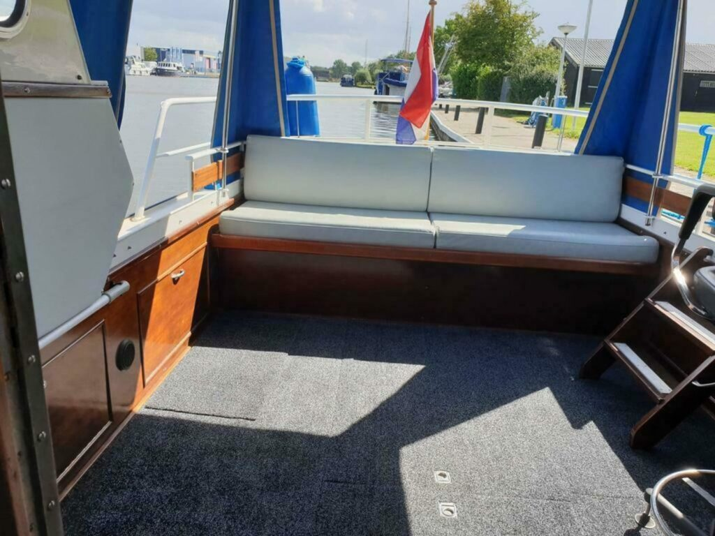 Sitzbank Boot Mimosa