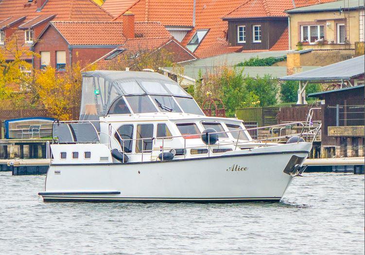 Mecklenburg Boot Pedro Skiron 35