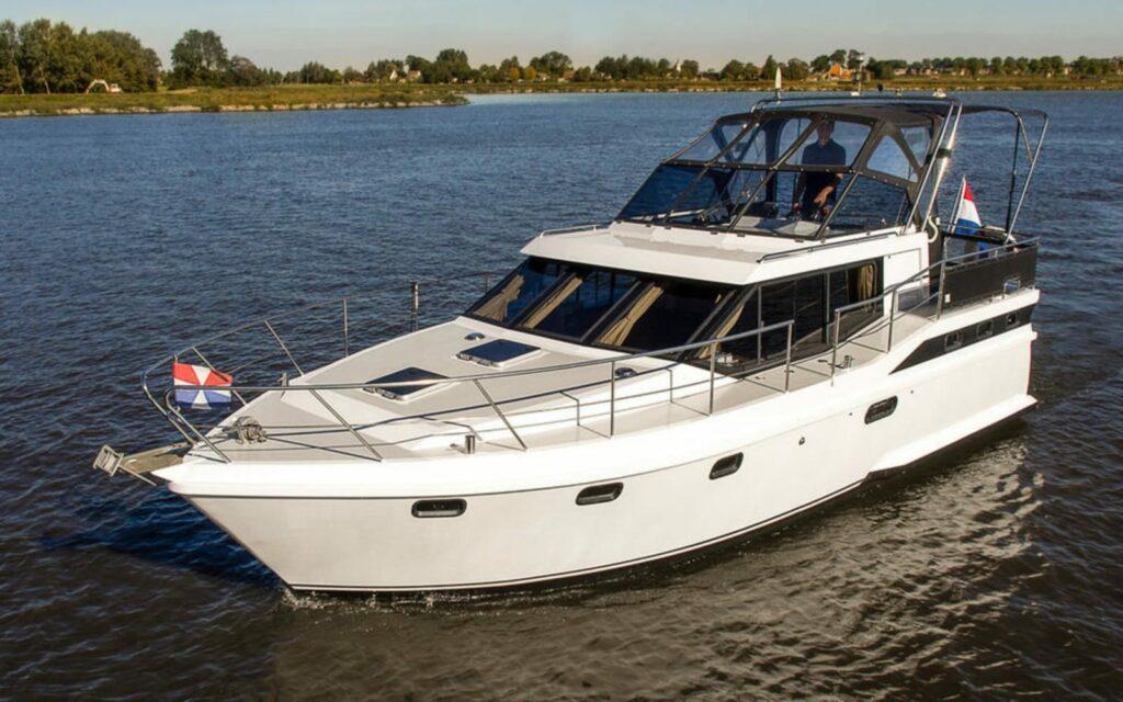 Boot fahren Holland Antaris