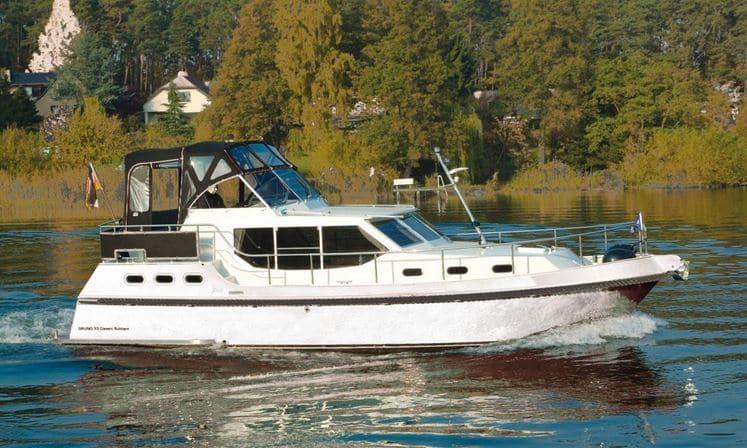 Neukalen Boot Gruno 37 Excellent