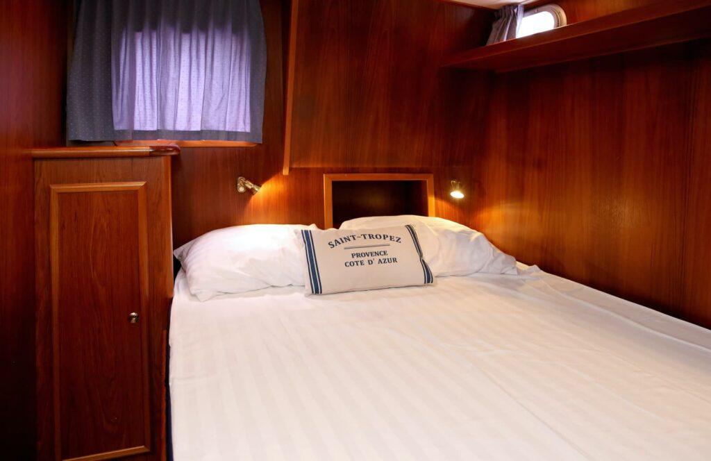 Doppelbett Boot Mercurius
