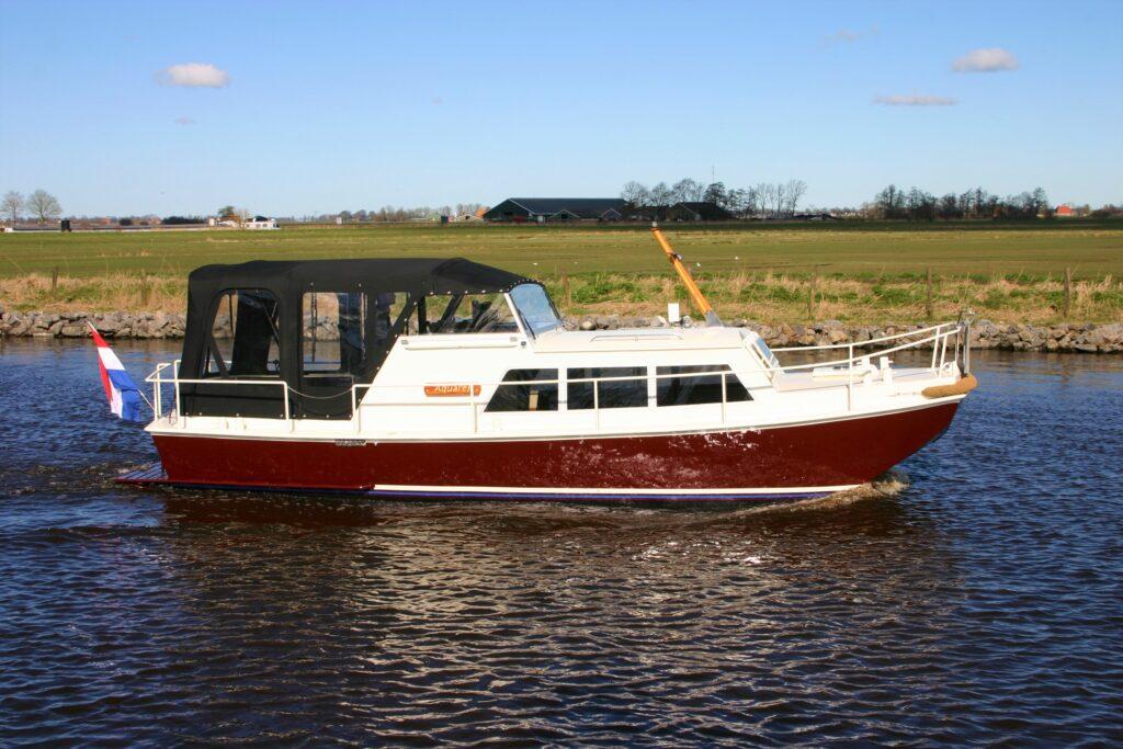 Doerak 850 Aquarel Boot Friesland