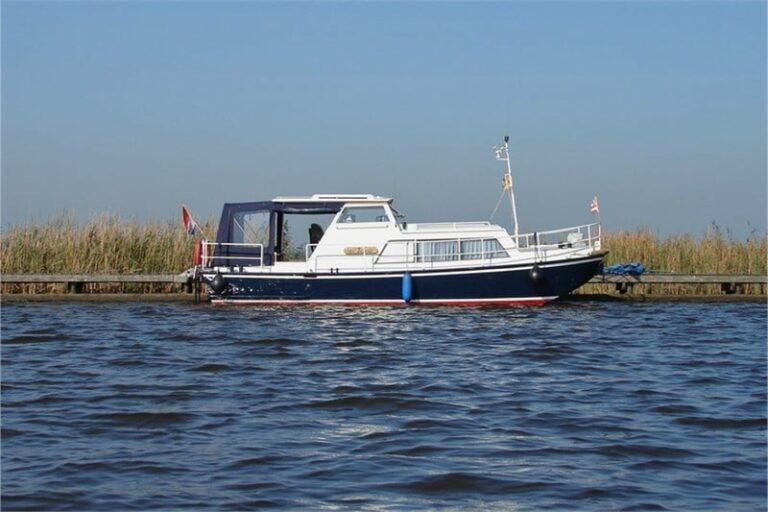Friesland Boot Doerak Eau Sauvage