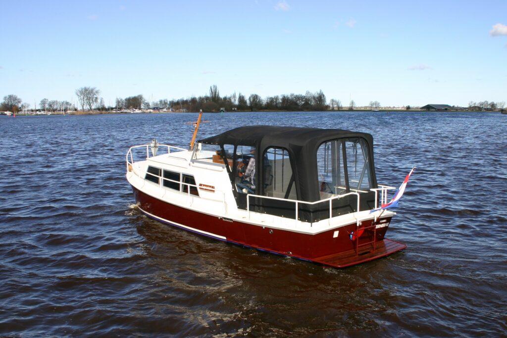Heck Boot Doeral 850 Aquarel