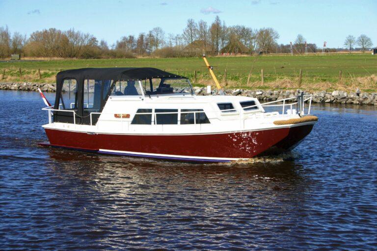 Friesland Boot Doerak 850 Aquarel