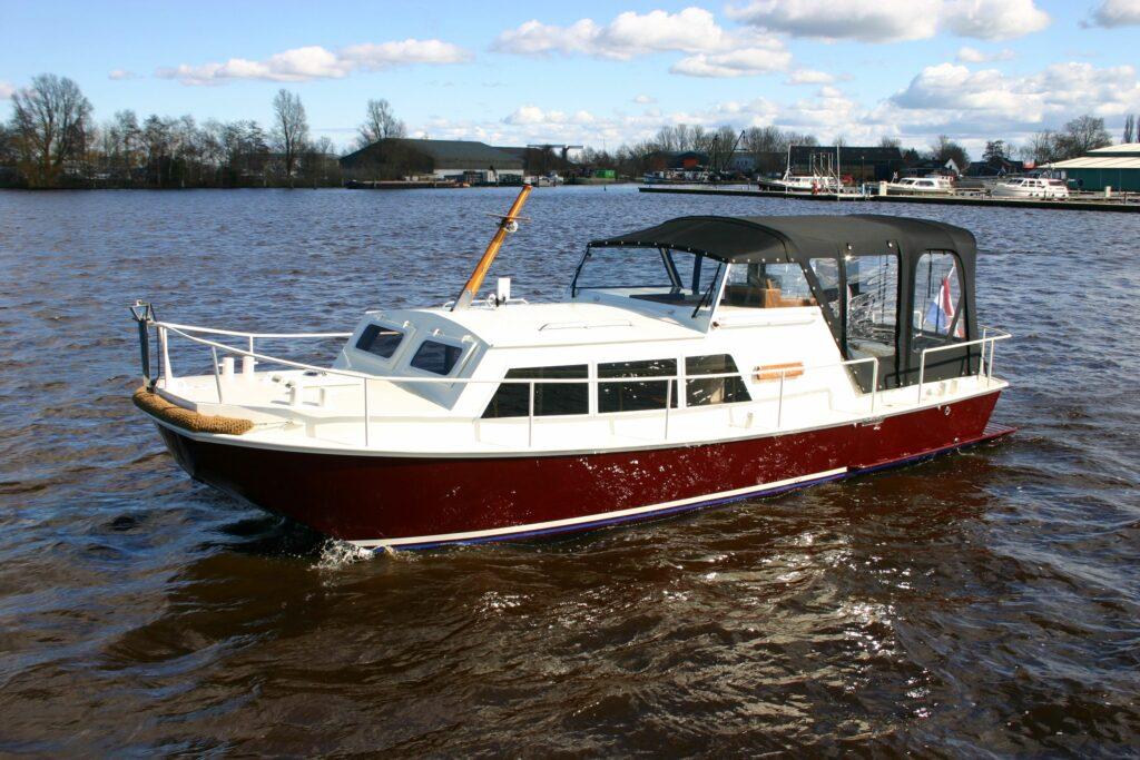 Bug Boot Doerak 850 Aquarel