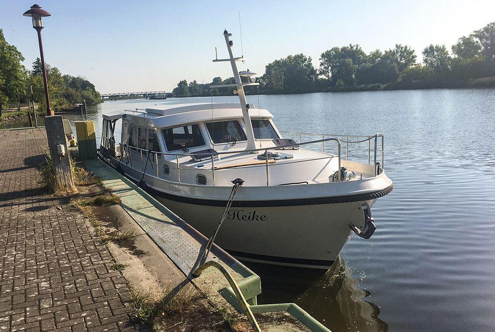 Zehdenick Boot Linssen 40.9 Sedan Heike